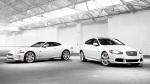Jaguar XKR and XFR