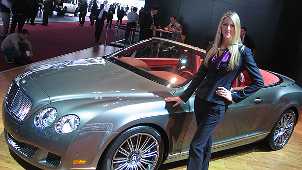 Bentley GTC Speed Top Picks of the Week