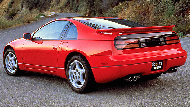 1996 nissan 300zx twin turbo auto show by auto trader. Black Bedroom Furniture Sets. Home Design Ideas
