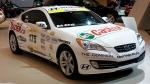 Hyundai Genesis Coupe Racer