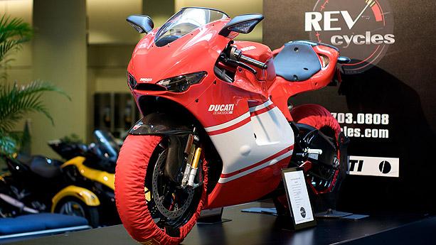 Ducati Desmosedici 16RR
