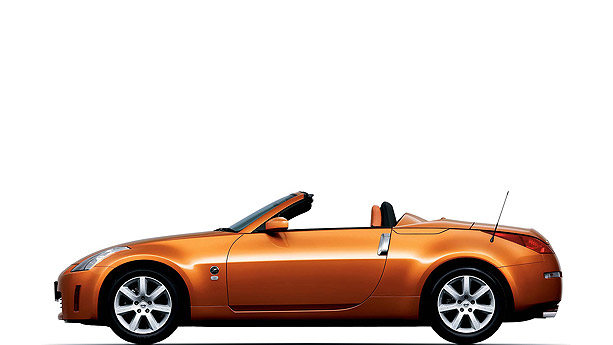 Nissan 350zx. Nissan 350z Roadster « Auto