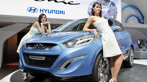 Hyundai ix-ionic Concept