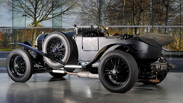 1925 Bentley Supersports