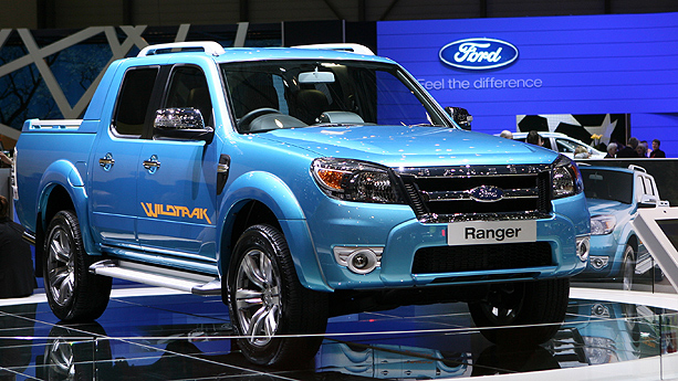 Ford Ranger Euro Auto Show By Auto Trader
