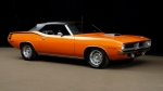 1970 PLYMOUTH HEMI 'CUDA	 2 DOOR CONVERTIBLE