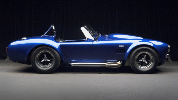 "1966 SHELBY COBRA 427 ""SUPER SNAKE"""