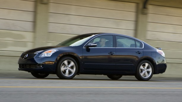 Nissan Altima 3.5S Sedan. Share this: Facebook