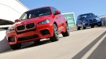 BMW X6 M and BMW X5 M