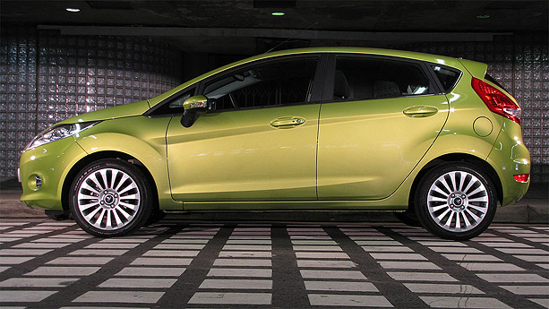 Ford Fiesta Auto Show By Auto Trader