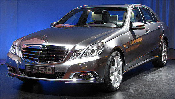 Mercedes benz e250 bluetec auto show by auto trader for Mercedes benz e250 bluetec