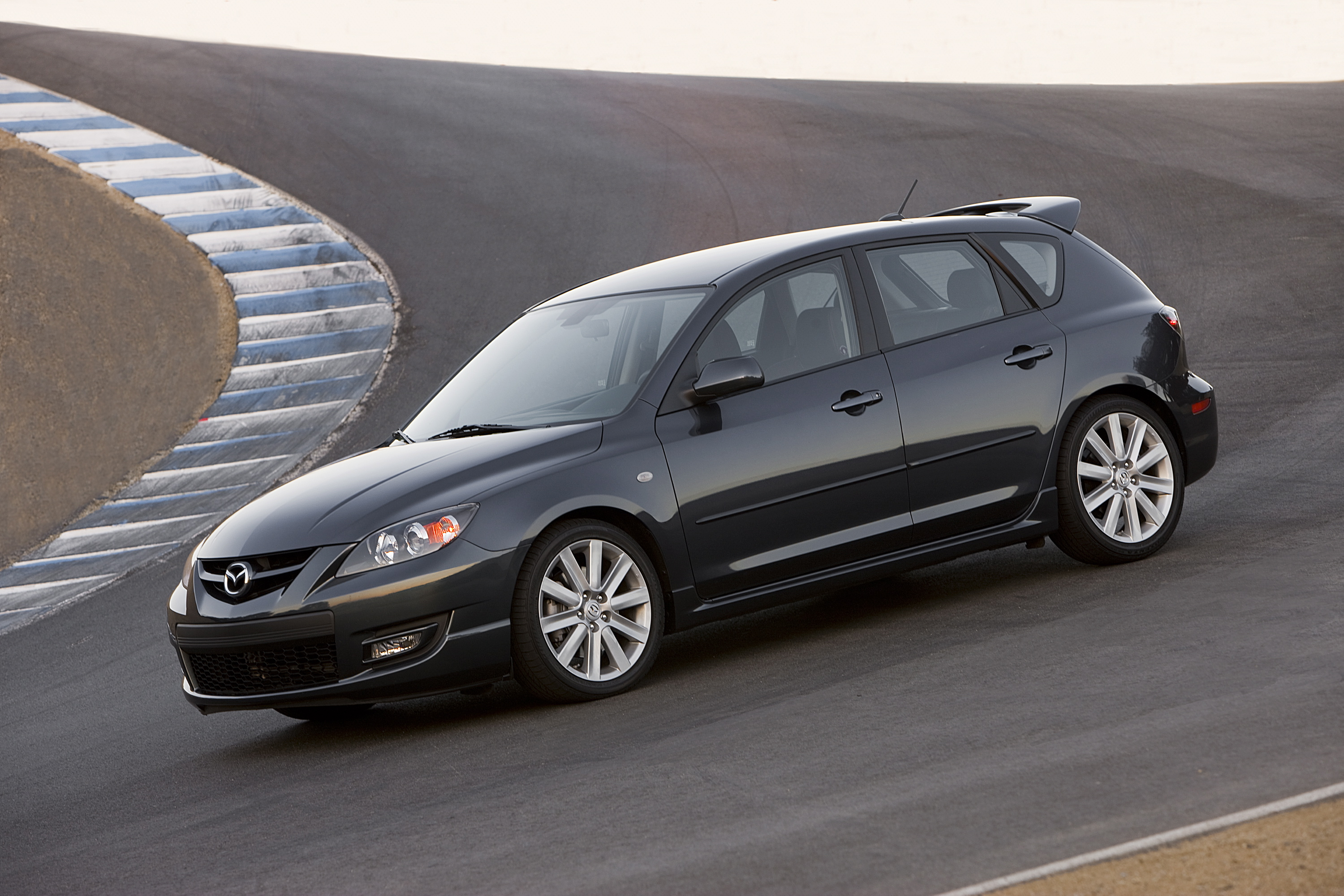 2007 mazda mazdaspeed 3 bk in ink 2009. Black Bedroom Furniture Sets. Home Design Ideas