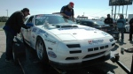 Unloading the ABR RX-7