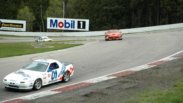 RaceOntario GT Sprints