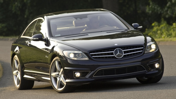 cls 63 amg. Mercedes-Benz CL63 AMG
