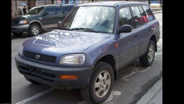 First Gen Toyota RAV4