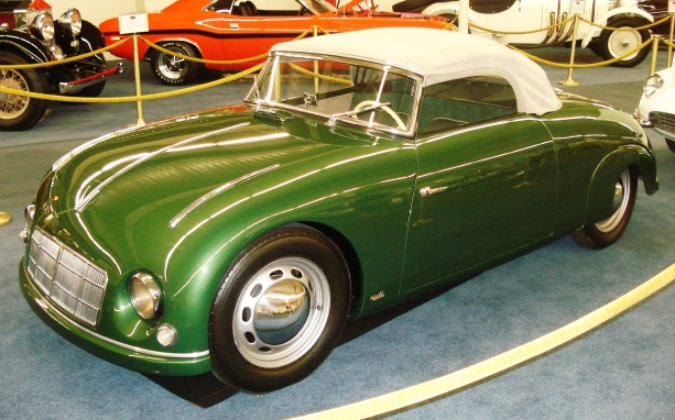 1948 Porsche Waibel Custom Sports Cabriolet Prototype
