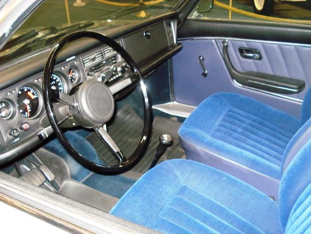 1972 nsu ro 80 sedan interior auto show by auto trader. Black Bedroom Furniture Sets. Home Design Ideas