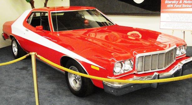 1976 Ford Gran Torino Starsky Amp Hutch Movie Car Auto