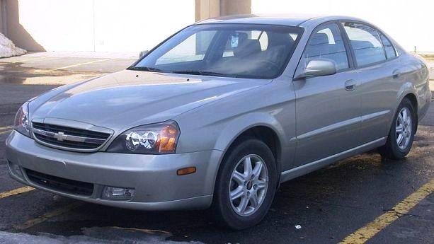 2004 Chevrolet Epica