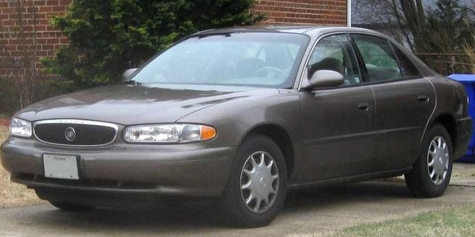2001 buick century auto show by auto trader. Black Bedroom Furniture Sets. Home Design Ideas