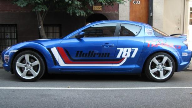 Bullrun RX-8