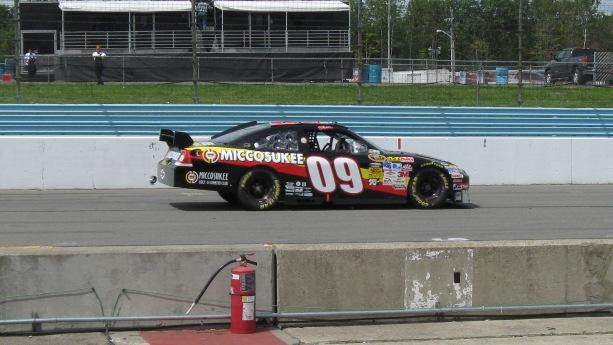 #09 Miccosukee Chevrolet