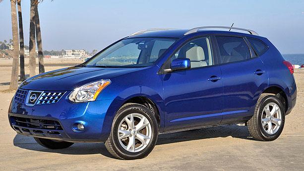 2009 Nissan Rogue Interior. 2009 Nissan Rogue