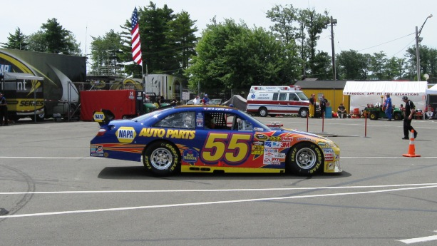 #55 NAPA Toyota