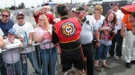 Ron Fellows Signing Autographs