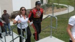 Ron Fellows Post Drivers Meeting