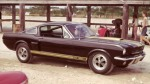 1966 Ford Mustang GT-350H