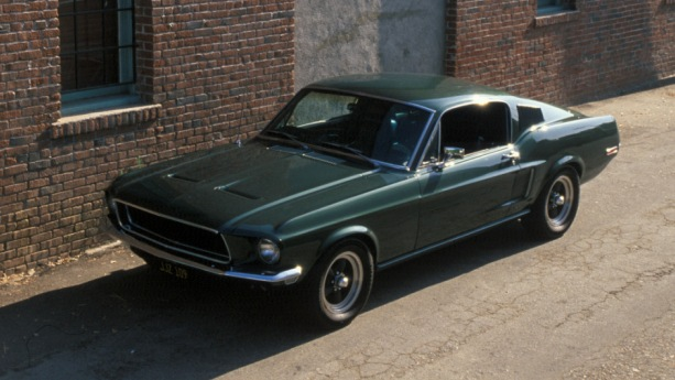 1968 ford mustang bullitt auto show by auto trader. Black Bedroom Furniture Sets. Home Design Ideas