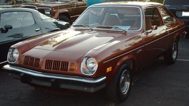 1975 pontiac astre auto show by auto trader