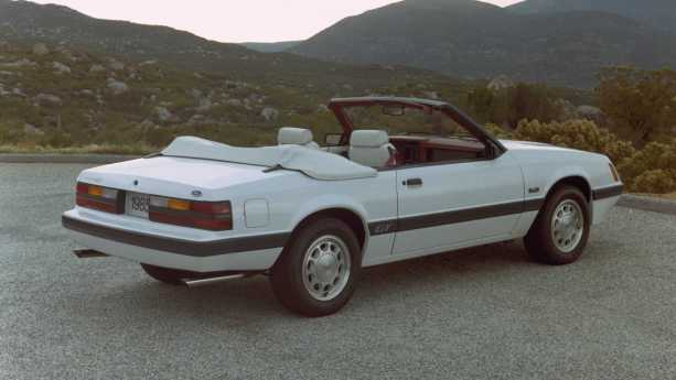86 mustang gt convertible. 1985 GT CONVERTIBLE 5.0 great