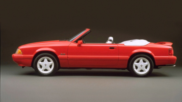1992 Ford Mustang 5 0 Convertible Auto Show By Auto Trader