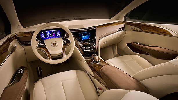 2011 Cadillac XTS Platinum Concept
