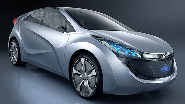 2012 Hyundai Blue-Will PHEV Concept