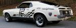 1970 Bullrun Mustang Mach 1