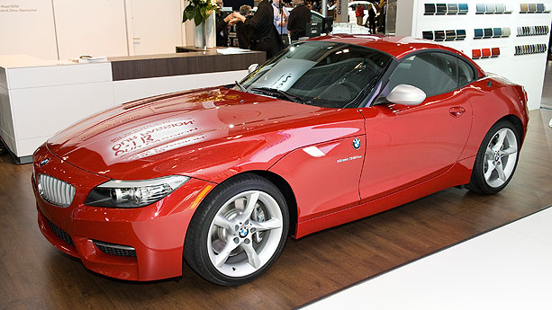 Bmw Z4 Sdrive35is Auto Show By Auto Trader
