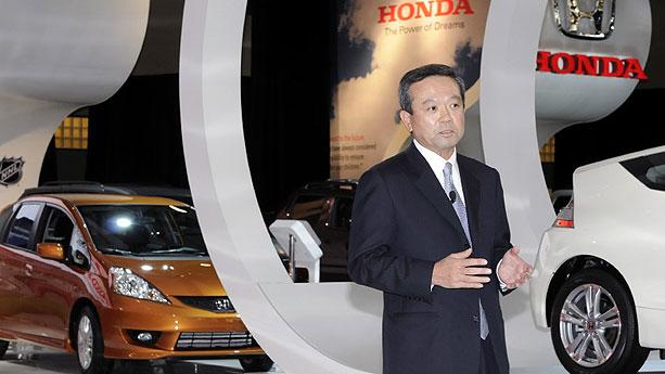 Honda President