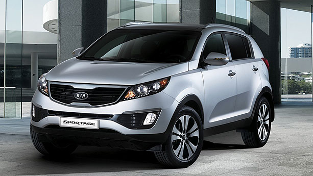 2011 kia sportage to debut in geneva auto show by auto. Black Bedroom Furniture Sets. Home Design Ideas