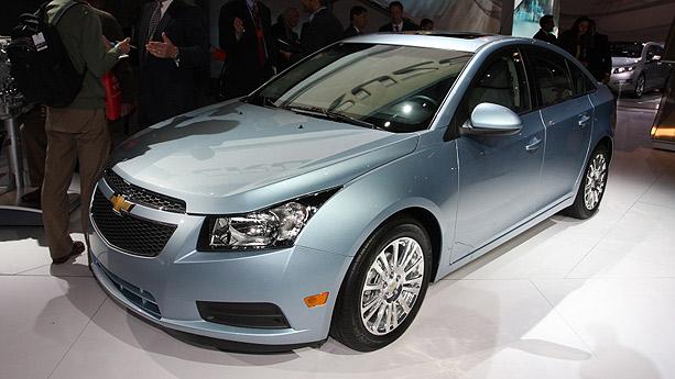 Chevrolet Cruze Eco