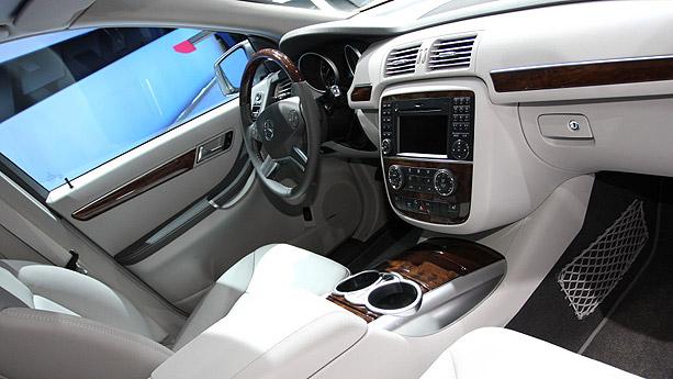2011 Mercedes-Benz R-class