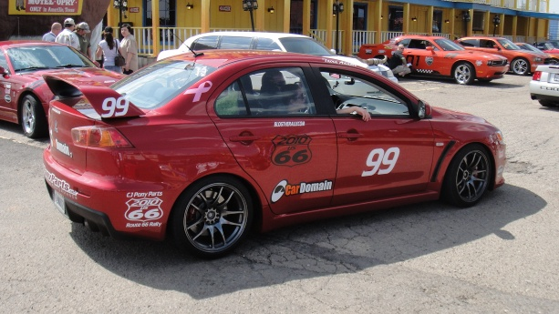 Mitsubishi EVO