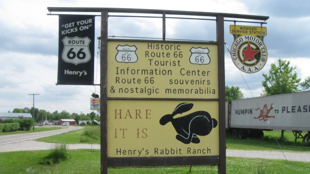 Route 66 Rally