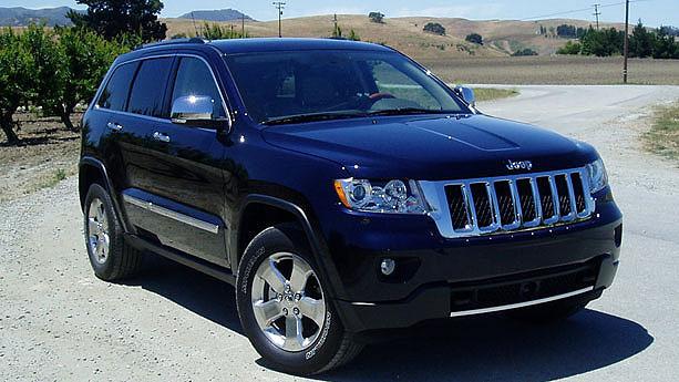 2011 Jeep Grand Cherokee Best Design