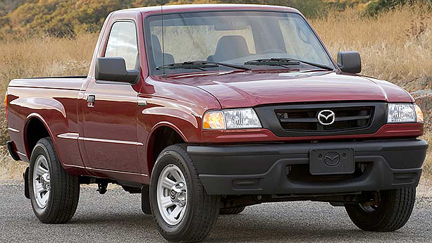 1998 2010 mazda b series pickup auto show by auto trader. Black Bedroom Furniture Sets. Home Design Ideas
