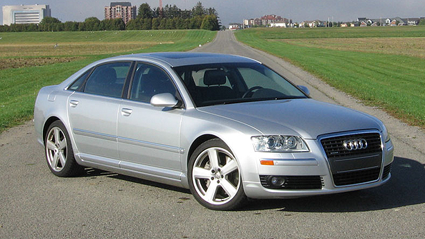 variant powered by Audi's W12 engine joined the range in 2005.