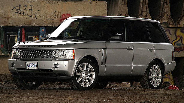 2003-2009 Land Rover Range Rover | Auto Show by Auto Trader
